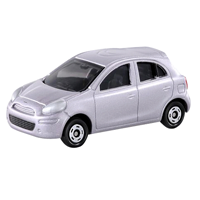 【 TOMICA 】TM012 NISSAN MARCH