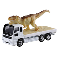【 TOMICA 】TM030 DINOSAUR CARRIER