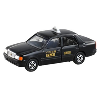 【 TOMICA 】TM051 TOYOTA CROWN COMFORT TAXI