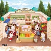 ★↘69折【 EPOCH 】森林家族 - 森林超級市場