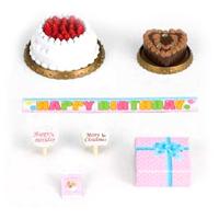 【 EPOCH 】森林家族 - 生日蛋糕組