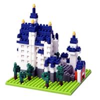 【 nanoblock 】NBH-010 新天鵝堡 Schloss Neuschwahtein