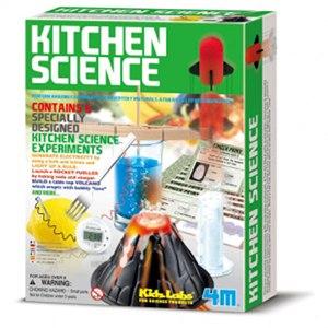 《 4M 科學探索 》趣味廚房科學 Kitchen Science
