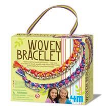 【 4M 】Woven Bracelet 好朋友藝術編織手環