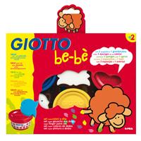 【 GIOTTO 】幼兒手指膏歡樂組