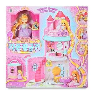 《 MIMI World 》迷你 MIMI 長髮公主城堡