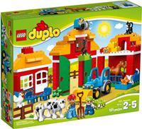 樂高積木 LEGO《 LT10525 》2014 年 Duplo 幼兒系列 - 大型農場