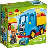 樂高積木 LEGO《 LT10529 》2014 年 Duplo 幼兒系列 - 卡車