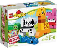 樂高積木 LEGO《 LT10573 》2014 年 Duplo 幼兒系列 - 創意動物套裝