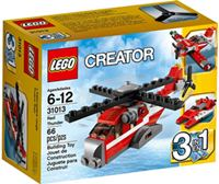 樂高積木 LEGO《 LT31013 》2014 年 Creator 創意大師系列 > 紅雷