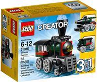 樂高積木 LEGO《 LT31015 》2014 年 Creator 創意大師系列 > 翡翠快車