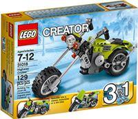 樂高積木 LEGO《 LT31018 》2014 年 Creator 創意大師系列 > 公路巡邏車