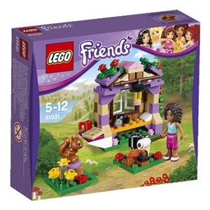 樂高積木LEGO《 LT41031 》2014 年 Friends 姊妹淘系列 > 安德莉亞的山間小屋
