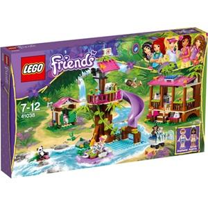 樂高積木LEGO《 LT41038 》2014 年 Friends 姊妹淘系列 > 叢林救援基地