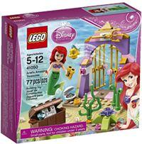 樂高積木LEGO《 LT41050 》2014 年迪士尼公主系列 > Ariel's Amazing Treasures