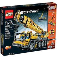樂高積木 LEGO《 LT42009 》2013 年 創意大師 Technic 系列 - MK II 流動起重機