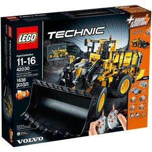 樂高積木 LEGO《 LT42030 》2014 年 創意大師 Technic 系列 - 遙控 沃爾沃 L350F 輪式裝載機