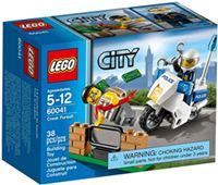 樂高積木 LEGO《 LT60041 》2014 年 CITY 城市系列 - 壞蛋追捕