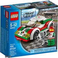 樂高積木 LEGO《 LT60053 》2014 年 CITY 城市系列 - 賽車