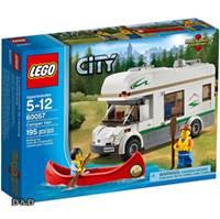 樂高積木 LEGO《 LT60057 》2014 年 CITY 城市系列 - 野營車