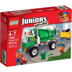 樂高積木 LEGO《 LT10680》2015 年 Junior 系列 - 垃圾車