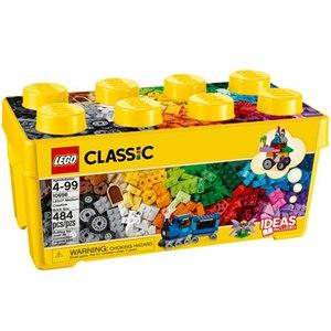 樂高積木 LEGO《 LT10696 》2015 年 基本顆粒系列- 樂高® 中型創意拼砌盒