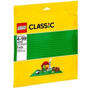 樂高積木 LEGO《 LT10700》2015 年 基本顆粒系列- 綠色底板