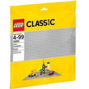 樂高積木 LEGO《 LT10701》2015 年 基本顆粒系列- 灰色大底板