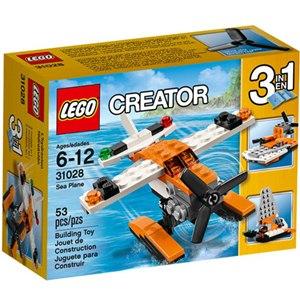 樂高積木LEGO《 LT31028 》2015 年 Creator 創意大師系列 - 水上飛機