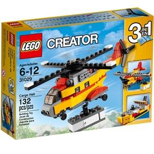 樂高積木LEGO《 LT31029 》2015 年 Creator 創意大師系列 - 貨物直升機