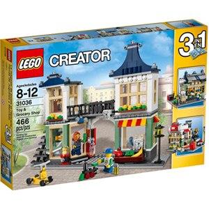 樂高積木LEGO《 LT31036 》2015 年 Creator 創意大師系列 - 玩具和雜貨店