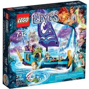 樂高積木 LEGO《 LT41073 》2015 年 Elves 精靈系列 - 娜達的史詩歷險船