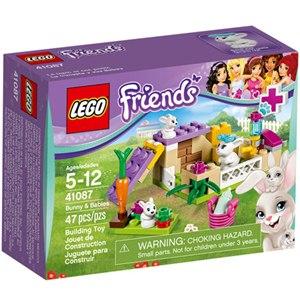 樂高積木LEGO《 LT41087 》2015 Friends 姊妹淘系列 - 小兔子和嬰兒
