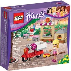 樂高積木LEGO《 LT41092 》2015 Friends 姊妹淘系列- 斯蒂芬妮的披薩店