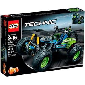 樂高積木LEGO《 LT42037 》2015 年 Technic 科技系列 - 方程式越野車