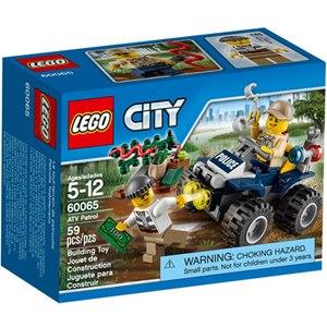樂高積木LEGO《 LT60065 》2015 年 CITY 城市系列 - 全地形巡邏車