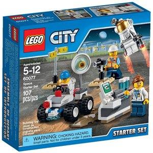 樂高積木LEGO《 LT60077 》2015 年CITY 城市系列 - 太空探險入門套裝