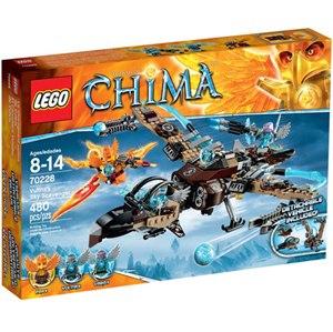 樂高積木 LEGO《 LT70228》2015年 Chima 系列>禿鷲的戰鬥機