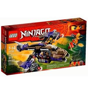 樂高積木LEGO《 LT70746 》2015 年Ninjago 旋風忍者系列 - 毒蛇直升機攻擊