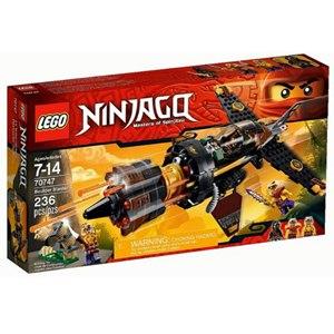 樂高積木LEGO《 LT70747 》2015 年Ninjago 旋風忍者系列 - 忍者機關炮飛行機