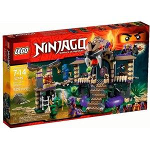 樂高積木LEGO《 LT70749 》2015 年Ninjago 旋風忍者系列 - 攻佔毒蛇祭壇
