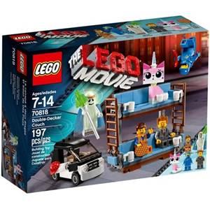 樂高積木 LEGO《 LT70818 》2015 年 The LEGO Movie 樂高電影系列 > 雙層沙發