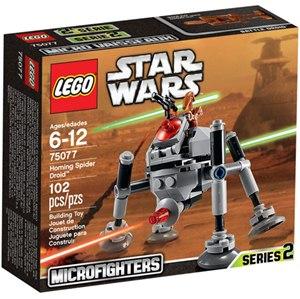 樂高積木LEGO《 LT75077 》2015 年 STAR WARS 星際大戰系列 - Homing Spider Droid™