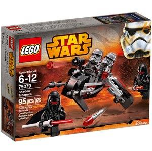 樂高積木LEGO《 LT75079 》2015 年 STAR WARS 星際大戰系列 - 影子騎兵