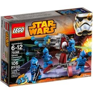 樂高積木LEGO《 LT75088  》2015 年 STAR WARS 星際大戰系列 - 參議院突擊隊部隊 ╭★ JOYBUS歡樂寶貝