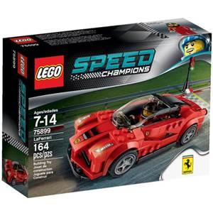樂高積木 LEGO《 LT75899 》2015 年 SPEED CHAMPIONS 系列 - LaFerrari