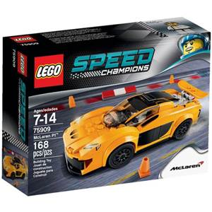 樂高積木 LEGO《 LT75909 》2015 年 SPEED CHAMPIONS 系列 - McLarenP1™