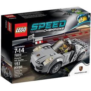 樂高積木 LEGO《 LT75910 》2015 年 SPEED CHAMPIONS 系列 - Porsche 918 Spyder