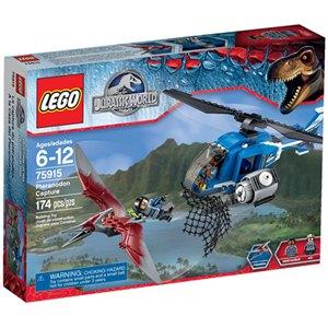 樂高積木 LEGO《 LT 75915 》Jurassic World 侏儸紀世界系列 > Pteranodon Capture