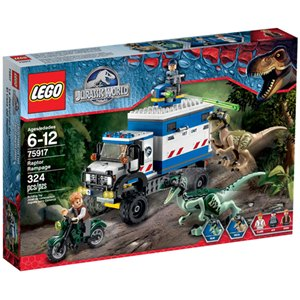 樂高積木 LEGO《 LT 75917 》Jurassic World 侏儸紀世界系列 > Raptor Rampage
